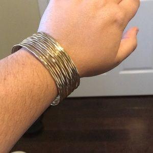 Gold Toned Bracelet